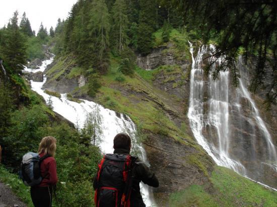 Belle cascades