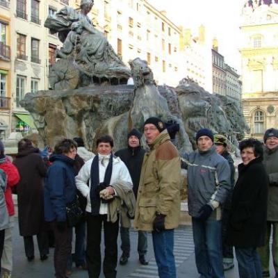 2011 Dans les rues de la Croix-Rousse