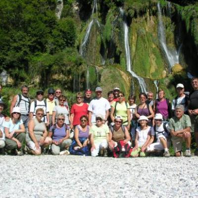 Week-end marche en Isère