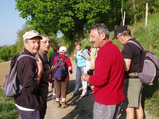 Marche du lundi de Pâques 28km