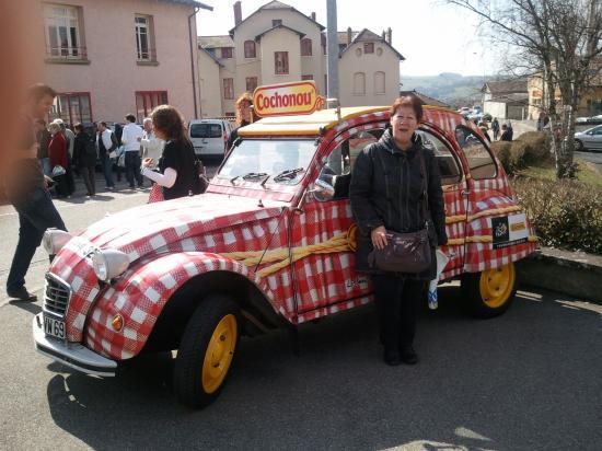 Le CCSM sur le Paris-Nice 10/03