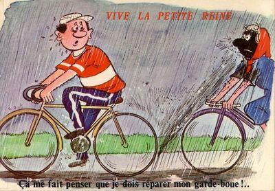 2013 1er mai - Dessin cycliste humoristique ...